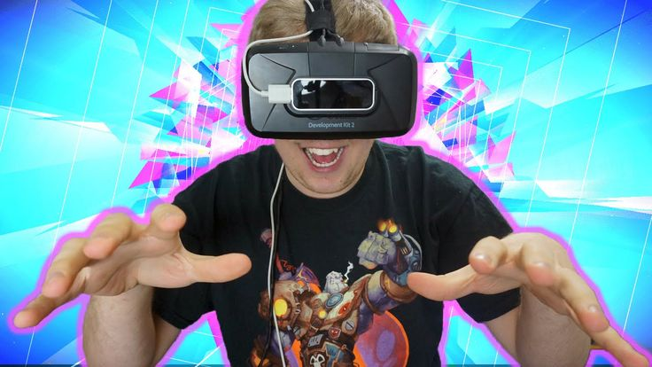 2014 Oculus Rift and Leap Motion - Mini Games!