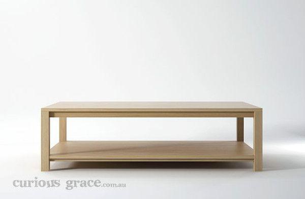 Continu coffe table via Curious Grace