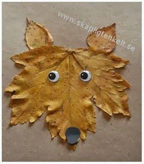 Det finns så mycket kul att pyssla med nu på hösten!   Här hittar du alla hösttipsen.