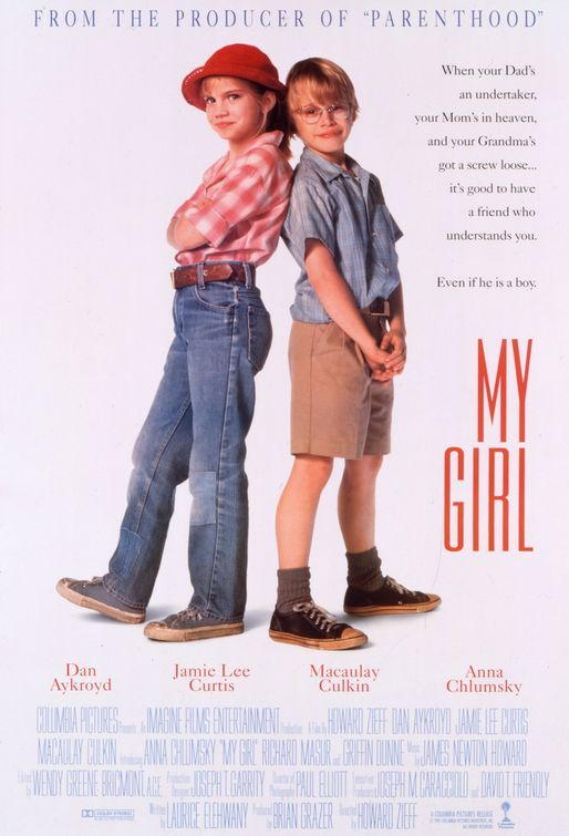 If you were a kid in the 90s, My Girl had to be a movie you've seen at one point.