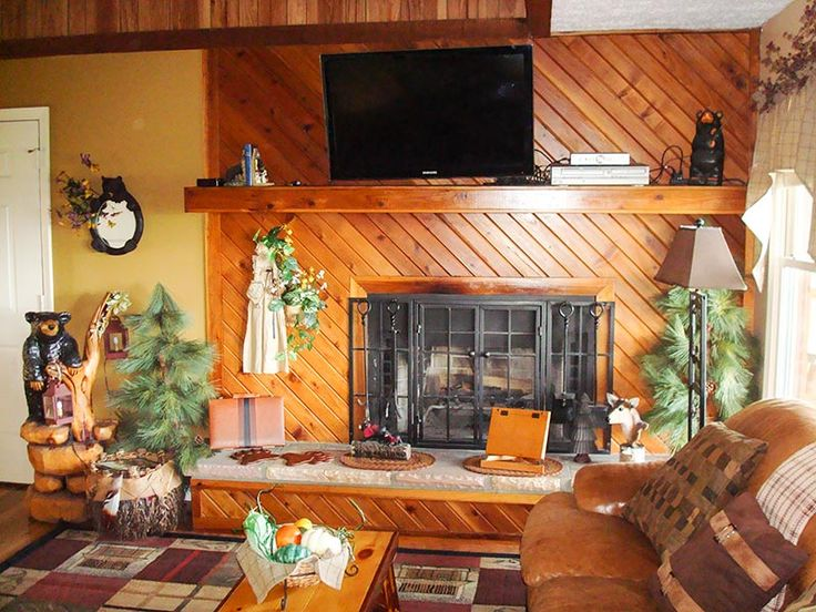Something Special - Rental Cabins offered by Little River Realty - Wears Valley, Tennessee