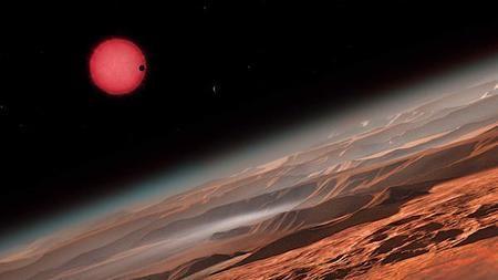 Astronomové objevili planety podobnéZemi