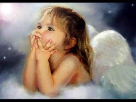 Los ángeles te llaman- el roce de unas alas-Luty Molins