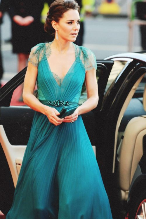 Kate Middleton/ love her style . Bringing proper classy sexy back ;)