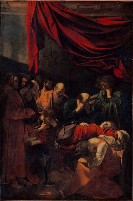 La Morte della Vergine.