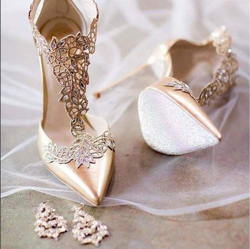 25+ Best Ideas About Rhinestone Wedding Shoes On Pinterest