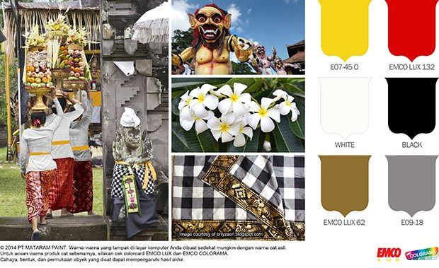 Let's Celebrate The Culture of Bali! ‪#‎Future‬ ‪#‎Color‬ http://matarampaint.com/detailNews.php?n=118