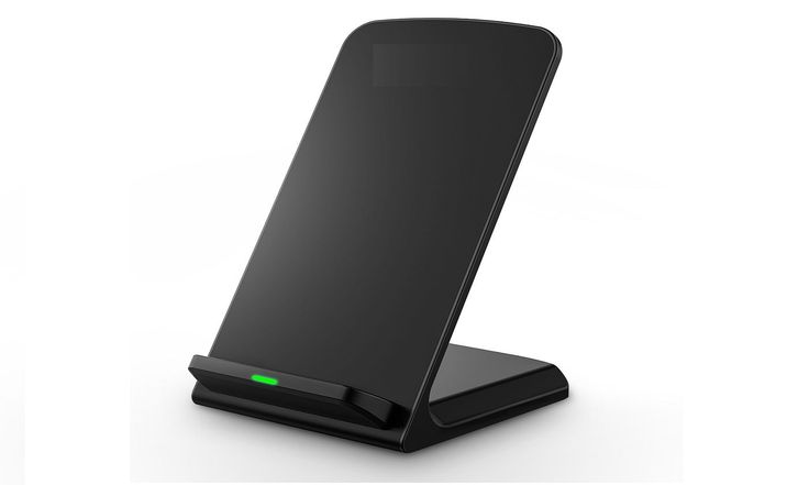 Quick Wireless Charger With Stand for Samsung Galaxy S7/S7 Edge/Note 5