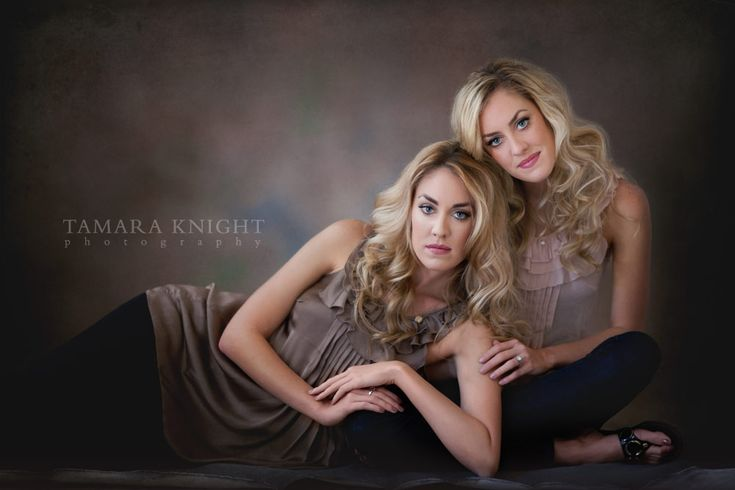 Beautiful twins, beauty session for twins, photo shot for sisters, beautiful…
