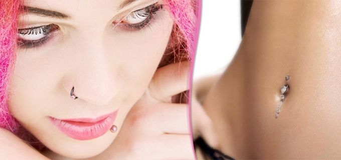 Body Piercing σε διάφορα σημεία του σώματος (μόνο 19€ από 50€) και ΔΩΡΟ το πρώτο σκουλαρίκι από χειρουργικό ατσάλι, στο Ergina Hair Nail Spa Center στον Άγιο Δημήτριο πλησίον μετρό Δάφνης και μετρό Αγίου Δημητρίου!