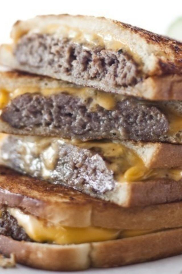 Katie Lee's Logan County Hamburgers | Sandwiches & Wraps & Rolls ...