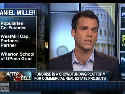 Dan Miller from Fundrise