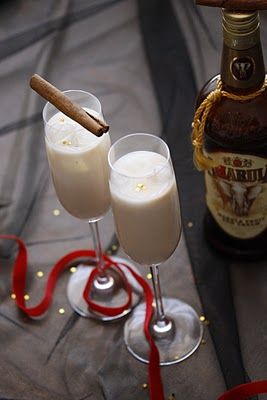 South African Christmas Recipe - alternative to Eggnog