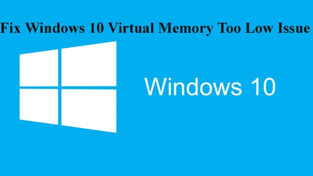 given steps should fix the error related to low memory on Windows 10. If you are suffering from Low virtual memory error in Windows 7, Windows 8 or Windows 8.1 then the same steps will help you to deal with it.