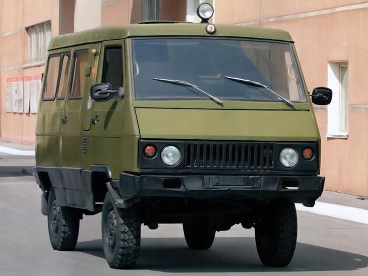 38. УАЗ 3172