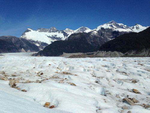 Southern Ice Field.. Puerto Rio Tranquillo, Chile