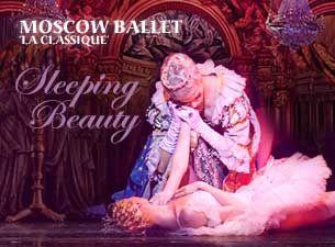 Sleeping Beauty - Moscow Ballet La ClassiqueTickets