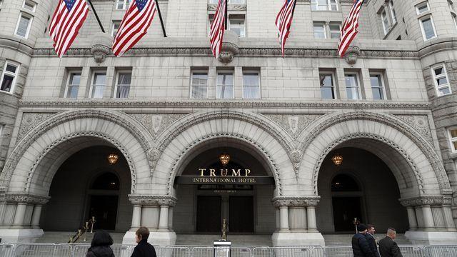 President Trump's hotel received $270,000 from Saudi Arabia