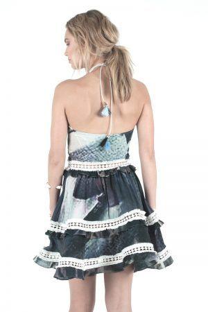 IXIAH ATRIA BOHO DRESS