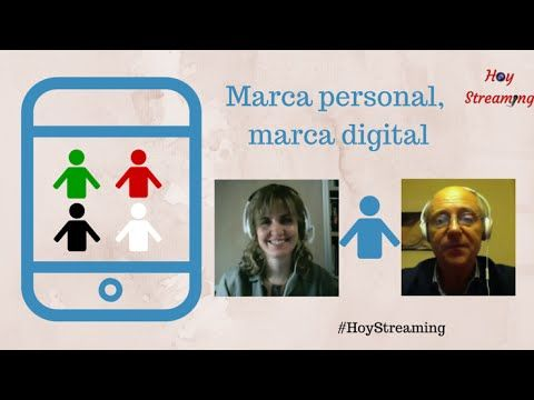 Hangout Marca Personal y Marca Digital en @HoyStreaming:  con @antoniogestion @CeliaHil y @guillemrecoloncon