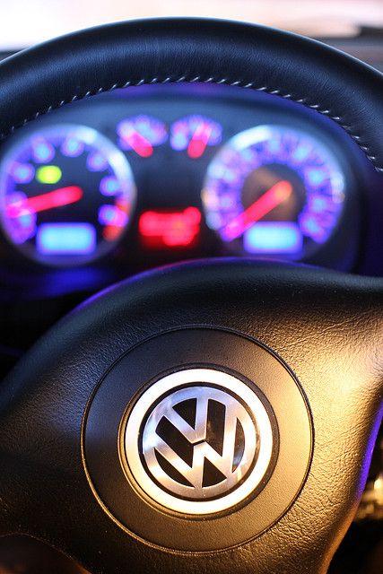 Drive me Crazy. Volkswagen Golf