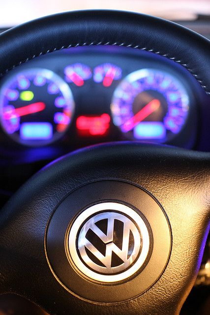 Drive me Crazy. Volkswagen Golf by derek gates (Jink on Flickr)