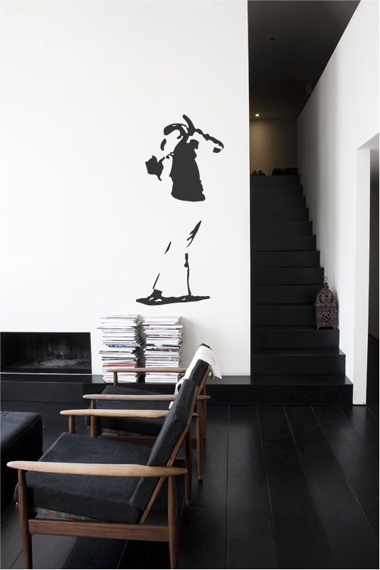 Wall Vinyl Decal