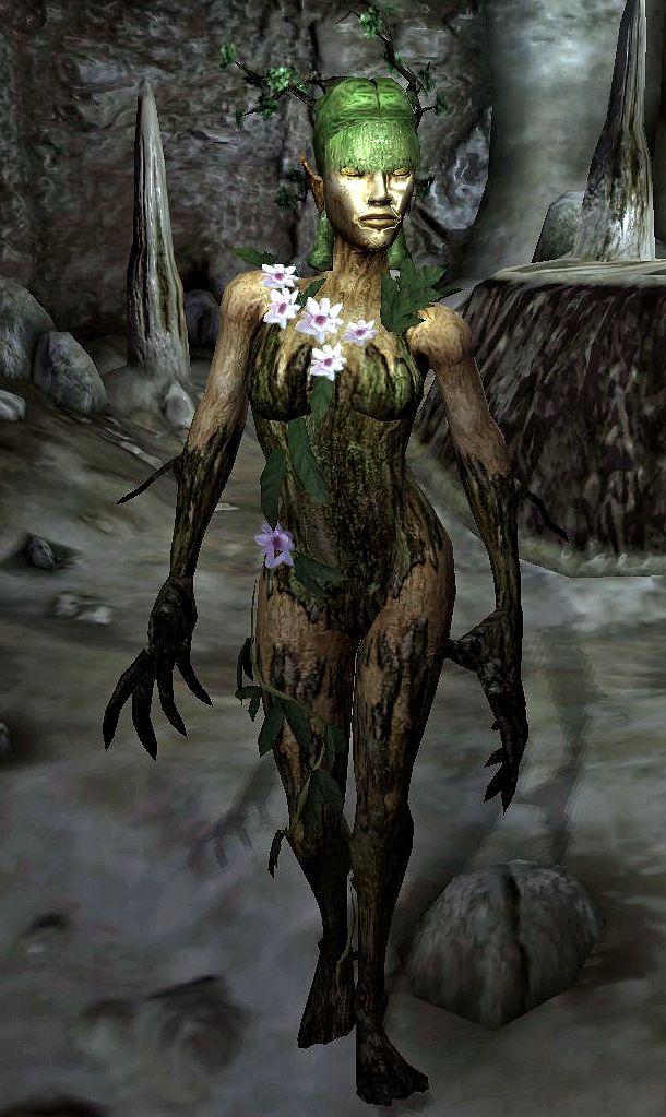 Spriggan (The Elder Scrolls IV: Oblivion) #oblivion