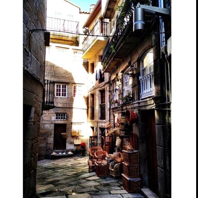 Rua Cesteiros, Vigo