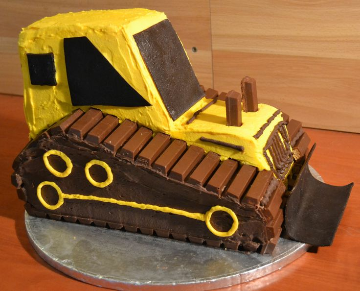 Birthday Cakes - front loader