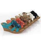EUR 19,90 - Damen Sandaletten High Heels Wedges 97065 Blumen Schuhe 36-41 Neu 2013 - http://www.wowdestages.de/eur-1990-damen-sandaletten-high-heels-wedges-97065-blumen-schuhe-36-41-neu-2013/