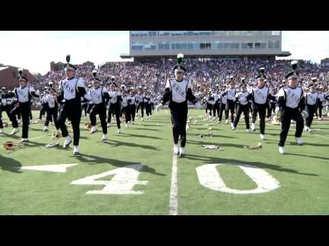 Gangnam Style - Ohio University Marching 110. This is awesome!
