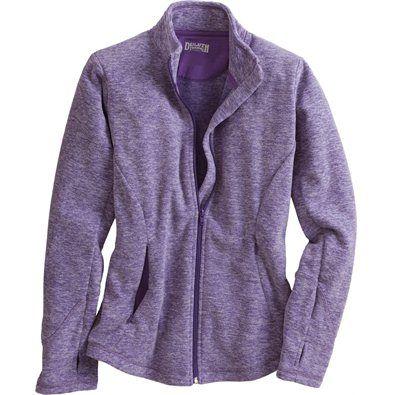 Duluth Trading Co - Women's Frost Lake Fleece Zip Up Jacket