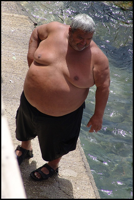17 best images about nice bellies i 39 ve found on pinterest for Fat guy fishing