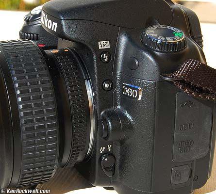 LOVE my Nikon D80!