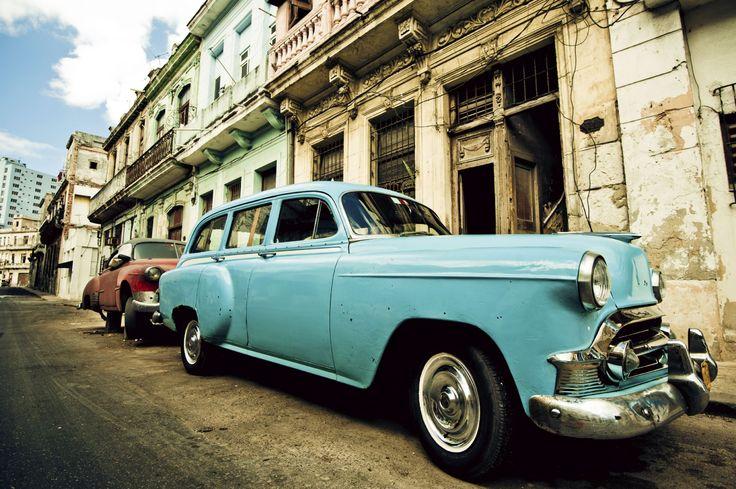 Voyage de noces à Cuba-iStock 000016057256