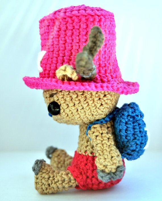 Chopper One Piece Amigurumi : 131 best images about one piece- chopper on Pinterest ...