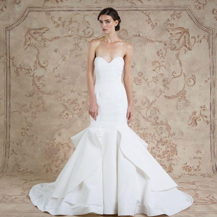 Sareh Nouri fall 2016 wedding dresses: