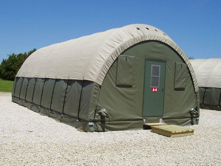 Temporary Shelter Army Tent Garage Yurt | eBay