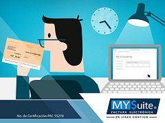 https://flic.kr/p/Uj3FkA   FACTURACIÓN ELECTRÓNICA. MYSuite. Las facturas electrónicas son el reemplazo de las tradicionales 1   FACTURACIÓN ELECTRÓNICA. MYSuite. Las facturas electrónicas pueden generarse, transmitirse y ser resguardadas usando medios electrónicos. Es el reemplazo de las facturas tradicionales, pero resulta más funcional y es legalmente equivalente a las tradicionales. Si está interesado contratar nuestros servicios, le invitamos a escribirnos al correo electrónico…
