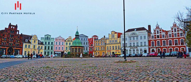 Wismar - Entdecke die Hansestadt Wismar. Wohne bei deinem Urlaub im historischen City Partner Hotel Alter Speicher. http://wismar.cph-hotels.com