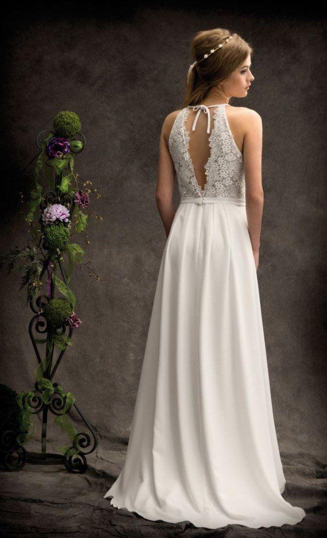 Brautkleid Vintage Schlicht : brautkleider 2018 schlicht ged ns in 2019 brautkleid ~ Watch28wear.com Haus und Dekorationen