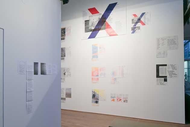 Coppens Alberts, Huisstijl Museum De Paviljoens 2009-2012. © Jordi Huisman, Museum De Paviljoens