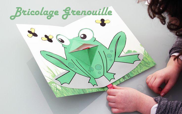 88 best grenouilles images on pinterest frogs nursery rhymes and for girls. Black Bedroom Furniture Sets. Home Design Ideas