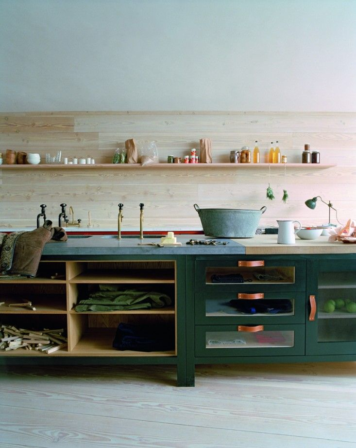 Plain English, Remodelista Directory Profile Page | Remodelista leather handles