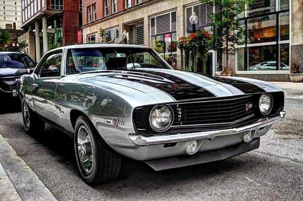 Afternoon Drive: Klassische Muskelautos, die Cool definieren (30 Fotos)   – American muscle cars