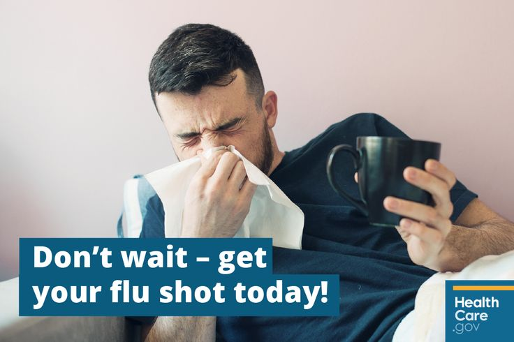 {Protect yourself and your family from the flu with the flu vaccine }