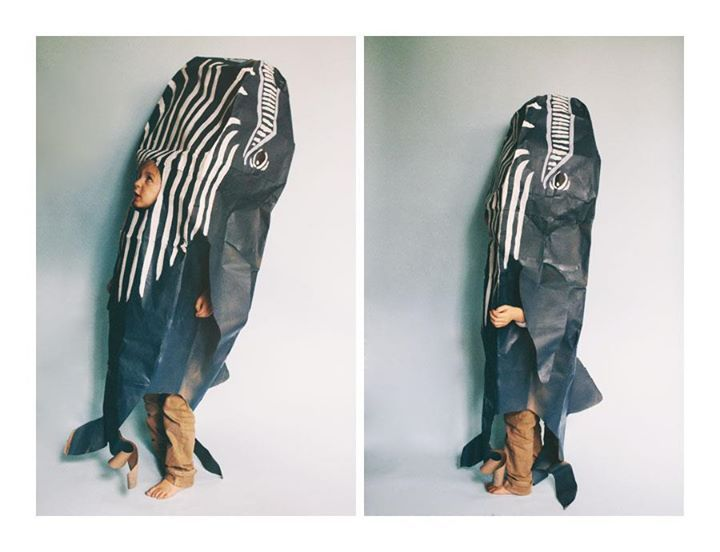 Whale, Costume Project - Katherine Moes