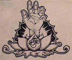 brandon boyd's artwork, ugh I had this on a shirt long ago, wish I still had it!