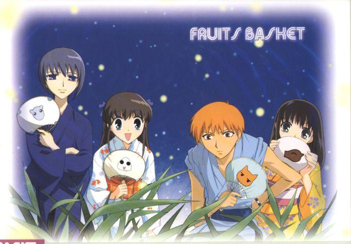 fruit baskets anime | El rincón perdido: Reseña Anime: Fruits Basket